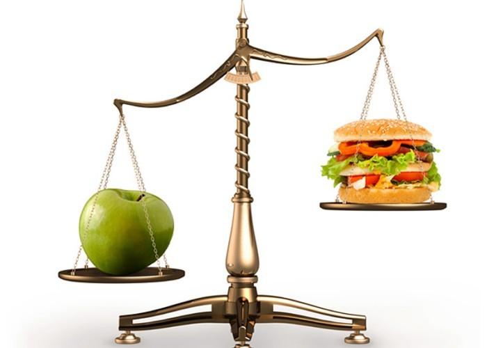 питание на диете для девушек