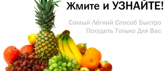 тест на правильное питание